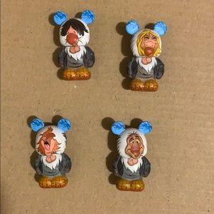 Disney vinylmation Jr